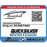 Quicksilver, Brv3 15 1/4L26 (Orig.nr: 823667A60)