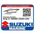 Suzuki, T-U-P-Set Prussian Blue Met. (Orig.nr: 99000-10202-24V)