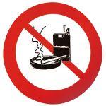 Tarra, Rygning forbudt - 1kpl.